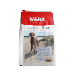 MERA pure sensitive Hering + Kartoffel