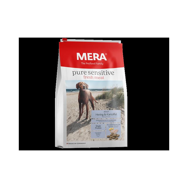 MERA pure sensitive Hering + Kartoffel