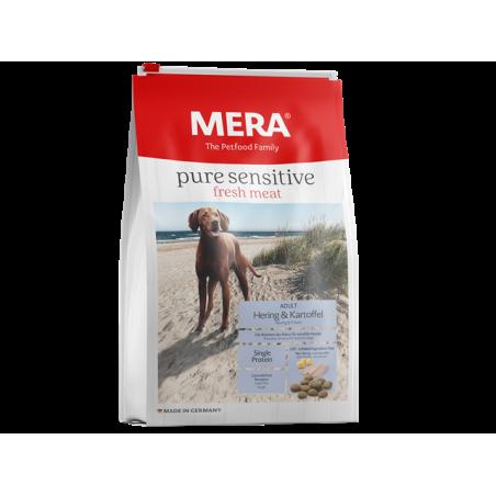 Pure sensitive Hering + Kartoffel