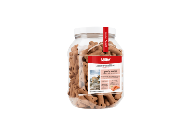 MERA Goody Snack Lachs & Reis