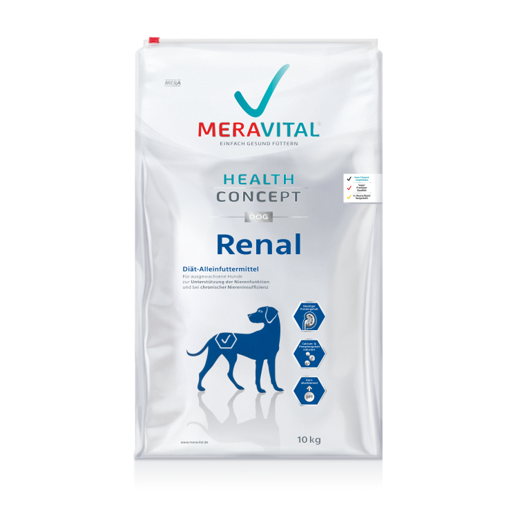 Meravital Renal Hund